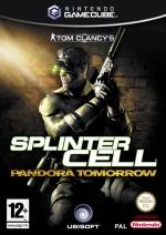 Copertina Splinter Cell: Pandora Tomorrow - GameCube