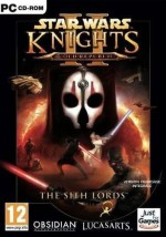 Copertina Star Wars: Knights of the Old Republic II - The Sith Lords - PC