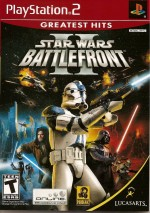 Copertina Star Wars: Battlefront II (2005) - PS2