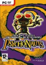 Copertina Psychonauts - PC