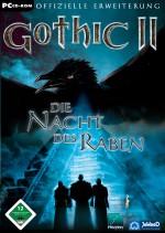 Copertina Gothic II: La Notte del Corvo - PC