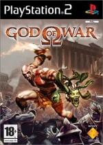 Copertina God of War - PS2