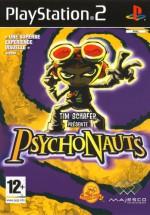 Copertina Psychonauts - PS2