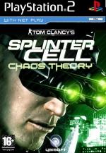 Copertina Splinter Cell: Chaos Theory - PS2