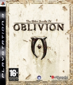 Copertina The Elder Scrolls IV: Oblivion - PS3
