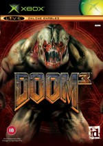 Copertina Doom 3 - Xbox