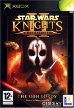 Copertina Star Wars: Knights of the Old Republic II - The Sith Lords - Xbox