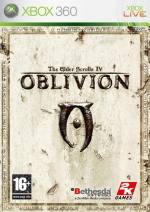 Copertina The Elder Scrolls IV: Oblivion - Xbox 360