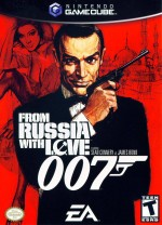Copertina 007: From Russia With Love - GameCube