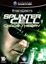 Copertina Splinter Cell: Chaos Theory - GameCube