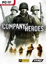 Copertina Company of Heroes - PC