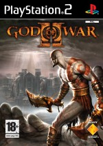 Copertina God of War 2 - PS2