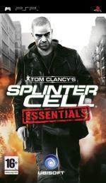 Copertina Tom Clancy's Splinter Cell: Essentials - PSP