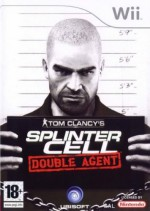 Copertina Splinter Cell: Double Agent - Wii