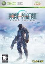 Copertina Lost Planet Extreme Condition - Xbox 360