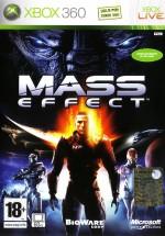 Copertina Mass Effect - Xbox 360