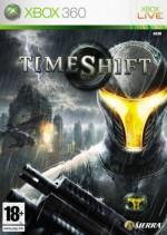 Copertina TimeShift - Xbox 360