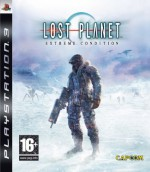 Copertina Lost Planet Extreme Condition - PS3