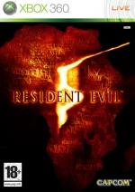 Copertina Resident Evil 5 - Xbox 360