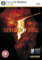 Copertina Resident Evil 5 - PC