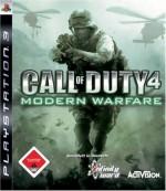 Copertina Call of Duty 4: Modern Warfare - PS3
