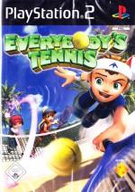 Copertina Everybody's Tennis - PS2