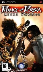 Copertina Prince of Persia: Rival Swords - PSP