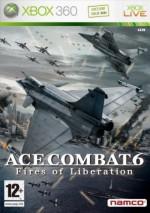 Copertina Ace Combat 6: Fires Of Liberation - Xbox 360