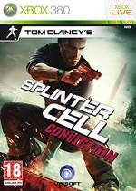 Copertina Splinter Cell Conviction - Xbox 360