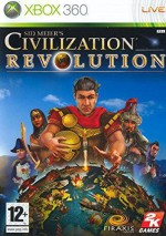 Copertina Civilization Revolution - Xbox 360