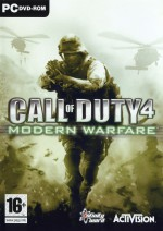 Copertina Call of Duty 4: Modern Warfare - PC