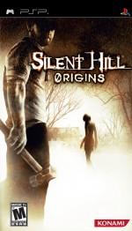 Copertina Silent Hill: Origins - PSP