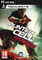 Copertina Splinter Cell Conviction - PC