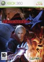 Copertina Devil May Cry 4 - Xbox 360