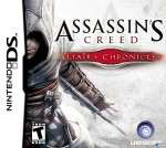 Copertina Assassin's Creed: Altair's Chronicles - Nintendo DS