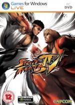 Copertina Street Fighter IV - PC