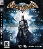 Copertina Batman: Arkham Asylum - PS3