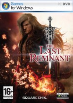 Copertina The Last Remnant - PC