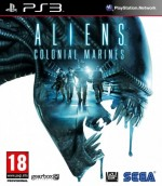Copertina Aliens Colonial Marines - PS3