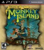 Copertina Tales Of Monkey Island - PS3