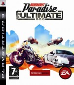 Copertina Burnout Paradise: The Ultimate Box - PS3