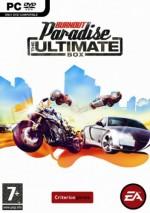 Copertina Burnout Paradise: The Ultimate Box - PC