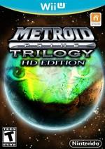 Copertina Metroid Prime Trilogy - Wii U