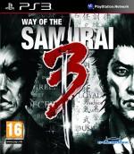 Copertina Way Of The Samurai 3 - PS3