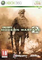 Copertina Call Of Duty: Modern Warfare 2 - Xbox 360