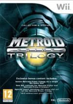 Copertina Metroid Prime Trilogy - Wii
