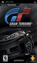 Copertina Gran Turismo PSP - PSP