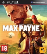 Copertina Max Payne 3 - PS3