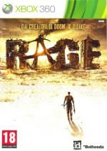 Copertina RAGE - Xbox 360