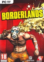 Copertina Borderlands - PC